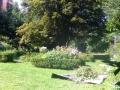 Formal garden weeding, 2013