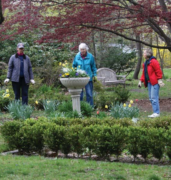 Community Work Day April 2008