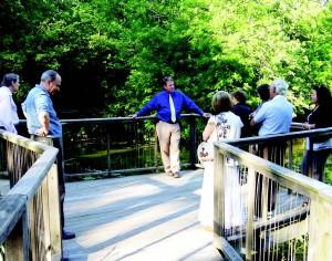Tom Brady, Town Conservation Administartor