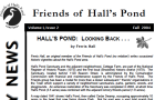 Fall 2004 Newsletter