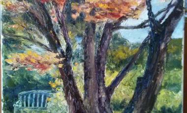 Hall's Pond Artwork